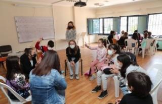İzmit Çocuk Sinema Okulu'nda ücretsiz eğitim...