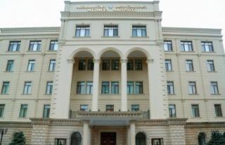 Karabağ'da bir Azerbaycan askeri şehit oldu!...