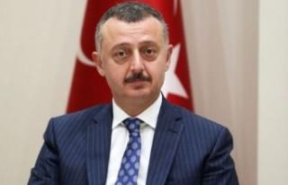 Kocaeli Büyükşehir Belediye Başkanı Tahir Büyükakın,...
