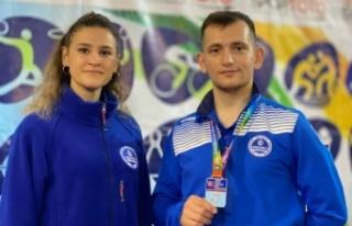 Kocaelili karatecilere Türkiye Şampiyonasında altın...