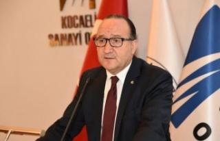 KSO Başkanı Zeytinoğlu, ödemeler dengesi verilerini...
