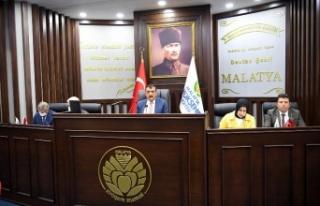 Malatya Büyükşehir Ekim ayı meclis toplantısını...