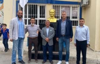 Manisa Büyükşehir'den sportif 'Hedef'...