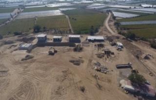 Manisa Sarıgöl'de Atıksu Arıtma Tesisi