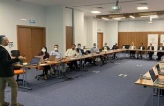 Marmara kalkına ajansları BEBKA'da buluştu