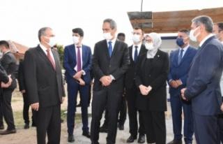 Milli Eğitim Bakanı Özer, Balıkesir Valiliği...