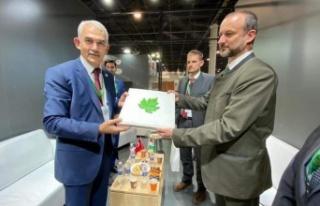 OGM'nin ekoturizmi Macaristan'da tanıtılıyor