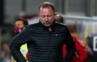 PFDK'den Beşiktaş Teknik Direktörü Sergen...