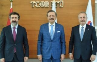 Rifat Hisarcıklıoğlu'ndan Paris İklim Anlaşması...