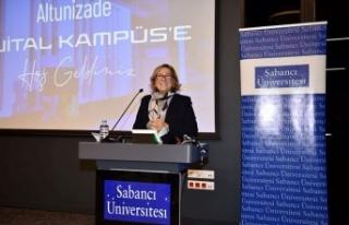 Sabancı Üniversitesi Altunizade Dijital Kampüs'te...
