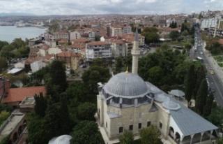 Tarihi camiler Mimar Sinan'ın izlerini taşıyor