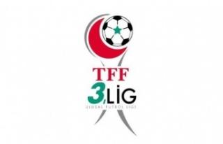 TFF 3. Lig'de 7. hafta mücadelesi yarın başlayacak