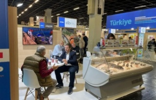 Türk su ürünleri ve hayvansal mamuller ihracatta...