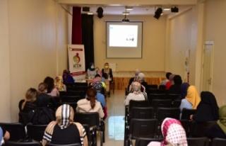 Tuzla Belediyesinden anne ve çocuklara eğitim desteği