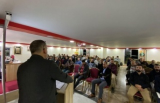 Yeniden Refah Partisi Gebze İlçe Teşkilatı Eylül...