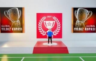 Yıldız Kupası ilk kez dijital ortamda gerçekleşti