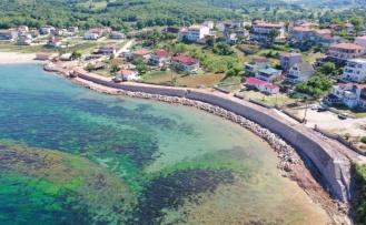 Kandıra sahillerinde kapsamlı temizlik