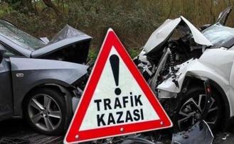 Yurt genelinde meydana gelen trafik kazalarıyla ilgili haberlerimizi derleyerek yayımlıyoruz. Saygılarımızla. AA