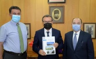 """BUÜ Hastanesi'nin tam teşekküllü ilk """"Afet ve Acil Durum Planı"""" yayımlandı"""