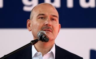 İçişleri Bakanı Soylu, Bursa'da yetim ve öksüz çocuklarla bir araya geldi: