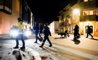 Norveç'te oklu saldırı