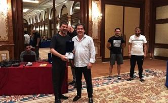 """Gebze Kuyumcular Derneği Başkanı Yıldıray Turan """"Yılın En Başarılı Girişimci İş Adamı """"seçildi!"""