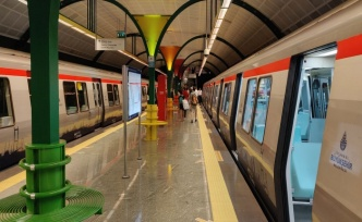 İstanbul'un metrolarına internet geliyor