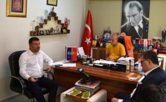 CHP Genel Başkan Yardımcısı Veli Ağbaba, Kocaeli'de temaslarda bulundu: