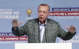 """Erdoğan: """"AK Parti'nin alâmetifarikası kolektif akıldır"""""""