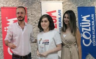 İzmir Gaziemir'de Çözüm Kurs'tan YKS başarısı