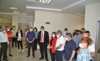 Hayatını kaybeden sağlık çalışanlarının isimleri hastanede yaşatılacak
