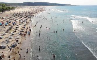 Kocaeli sahillerinde geçen hafta boğulma tehlikesi geçiren 203 kişi kurtarıldı