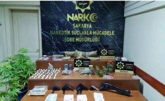 Haziranda polis ekiplerince yakalanan 162 kişi tutuklandı