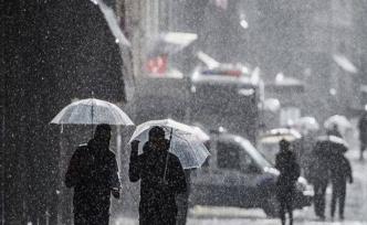 Dört bölge için sağanak yağış uyarısı!