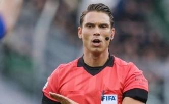 Galatasaray-St. Johnstone maçının hakemi belli oldu