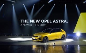 Yeni Opel Astra'nın dünya tanıtımı gerçekleştirildi