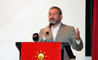 AK Parti Genel Başkan Yardımcısı Yavuz, Sakarya'da konuştu: