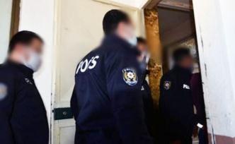 Çete şüphelisi 3 kişiden 1'i tutuklandı
