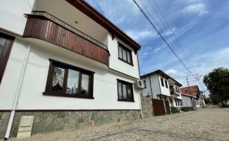 Yalova'nın tarihi Kafkas köyünde meydan Osmanlı mimarisiyle yenilendi