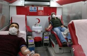 Darıca DEVA'dan kan bağışı desteği