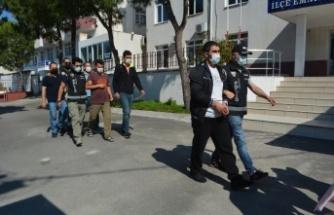 Botla Yunanistan'a kaçmaya çalışan 6 FETÖ üyesi ve 2 göçmen kaçakçısı tutuklandı