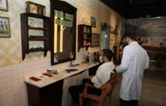 Bursa Kent Müzesinde nostaljik