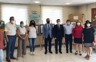 Bursa Mudanya'da HEM kursiyerlerinin resimleri görücüye çıktı