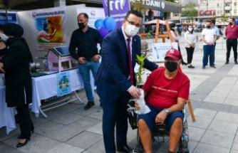 Bursa Mustafakemalpaşa'da 17 Haziran farkındalığı
