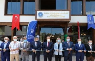 Bursa'da iki asırlık bina gençliğin hizmetinde
