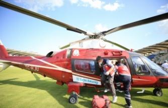 GÜNCELLEME - Kırklareli'nde enerji üretim fabrikasının su kazanındaki patlamada bir işçi yaralandı