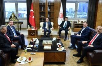 İzmir Bergama'da 'Serbest Bölge' heyecanı