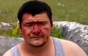 Kocaeli Dilovası'ndaki yıkımlarda muhabire saldırı!