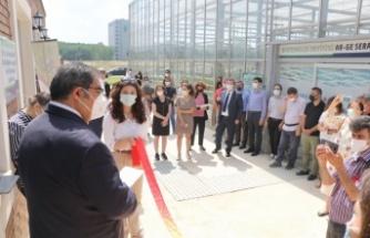 """Kocaeli'de """"Sürdürülebilir ve İzlenebilir Tarım Test ve Analiz Laboratuvarı"""" açıldı"""