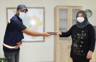 Manisa'da insanlık ölmemiş dedirten davranış